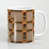 classy Mugs featuring Classy by Lyle Hatch