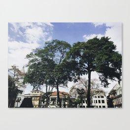 Casco Viejo, Panama Canvas Print