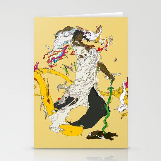 素戔男 - SUSANOO Stationery Cards