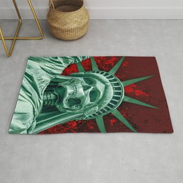 Liberty or Death Rug