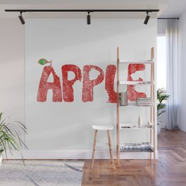 APPLE Wall Mural