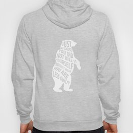 Because Didn't Kill It Doesn't Mean You Less Guilty T-Shirt Hoody