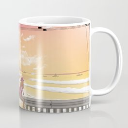 A time to reflect. Coffee Mug