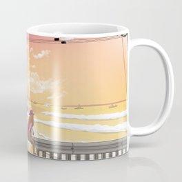 A time to reflect. Coffee Mug