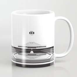 Architecture of Rapla KEK Coffee Mug