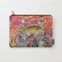 THE MEETING OF THE TWO TWINS AND THE BIG FISH Carry-All Pouch