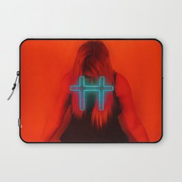 The Makings of a Divine Orgasm Laptop Sleeve