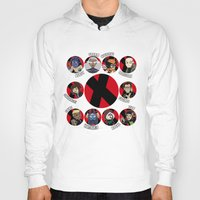 xmen Hoodies featuring Xmen Evolution - Team Xmen by TMNT-Raph-fan