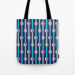 Mod Stripe Tote Bag