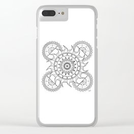 MM16 Clear iPhone Case