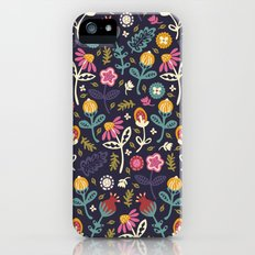 Ditsy Flowers iPhone (5, 5s) Slim Case