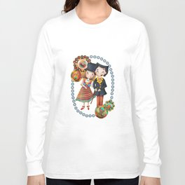 Die Puppe - Ernest Lubitsch Long Sleeve T-shirt