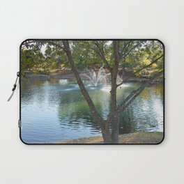 Lake with Feature Laptop Sleeve