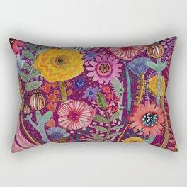 la reparation du jardinier Rectangular Pillow