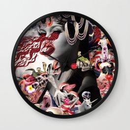 Midsummer Dream Wall Clock