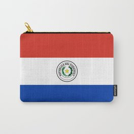 Paraguay Flag Carry-All Pouch