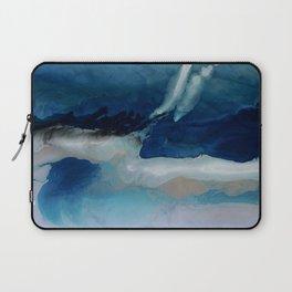 DEEP - Resin painting Laptop Sleeve