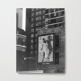 Sweet Home Chicago Metal Print