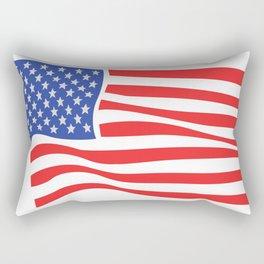 ol glory Rectangular Pillow