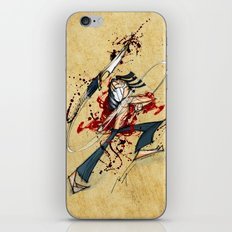 Ninja Assassin iPhone & iPod Skin