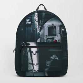 New York City Subway Backpack