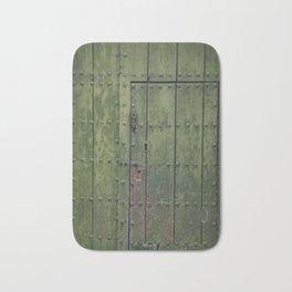 Green Door Bath Mat