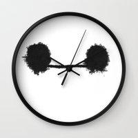 baymax Wall Clocks featuring Baymax by Princess Goldilocks