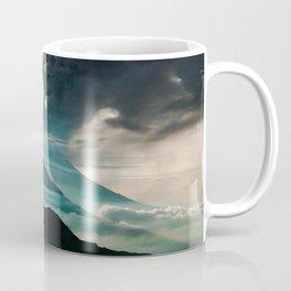 Mount Agung Volcanic Eruption Coffee Mug