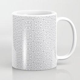 Fretwork Pattern Coffee Mug