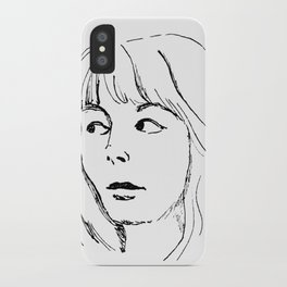 That Look iPhone Case