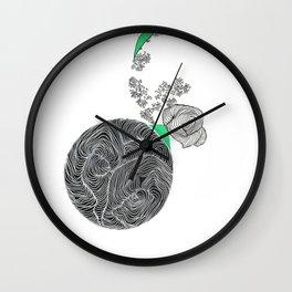circ. Wall Clock