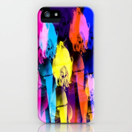 Simply Divine iPhone Case