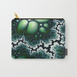Featherscape Fractal Carry-All Pouch
