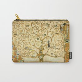 Gustav Klimt - Tree of Life Carry-All Pouch