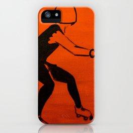 Manhattan Mayhem iPhone Case