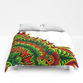 Tribal Corner Mandala Comforters