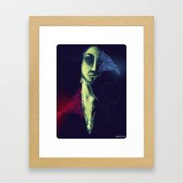 volto Framed Art Print