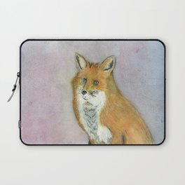 Frustrated Fox Laptop Sleeve