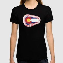 Colorado Climbing Carabiner T-shirt