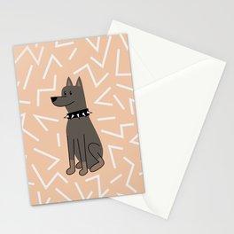 The Doberman Stationery Cards