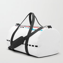 Transportation (Instructions and Code series) Duffle Bag