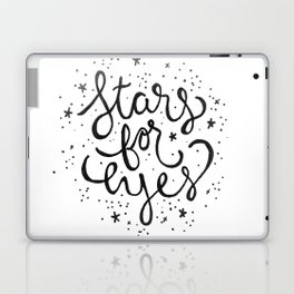 Stars for eyes Laptop & iPad Skin