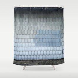 Wall 837 Shower Curtain