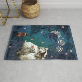 Bed-Time Rug