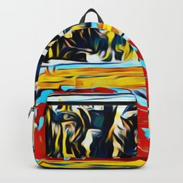 Mountain of Many Faces Backpack