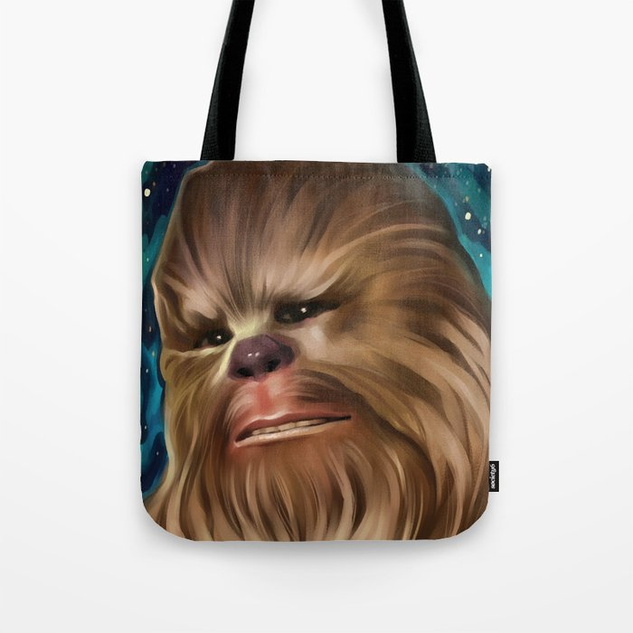 Chewbacca Tote Bag By Airisilrations