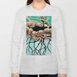 Root Hands Long Sleeve T-shirt