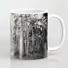 the path through the forest ... Coffee Mug