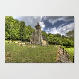St Margaret's Church Canvas Print