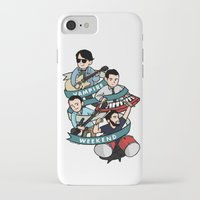 vampire weekend iPhone & iPod Cases featuring Vampire Weekend by Knifeson